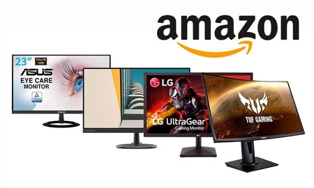 Si no llegaste al Prime Day, estos monitores de ASUS, MSI, HP y Lenovo siguen en oferta en Amazon