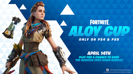 Aloy Fortnite Gratis