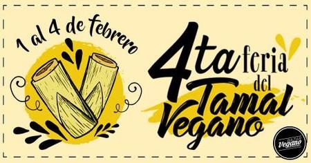 Feria Tamal Vegano