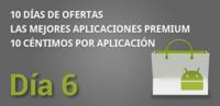 Sexto día de ofertas en el Market con aplicaciones a 0.10€