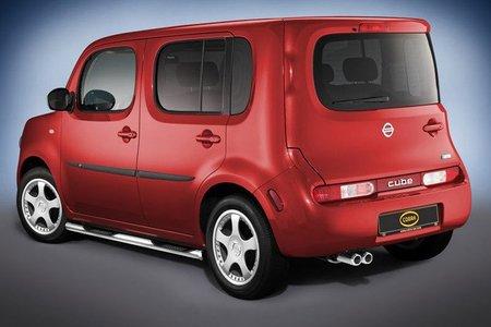 Nissan Cube por Cobra N+