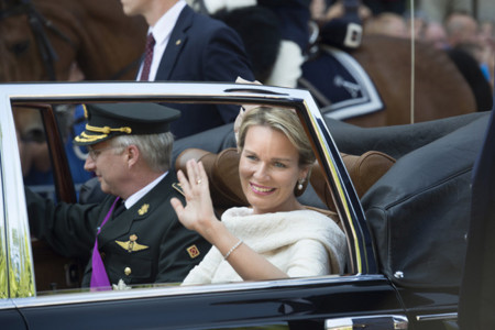 Reina Matilda Bélgica