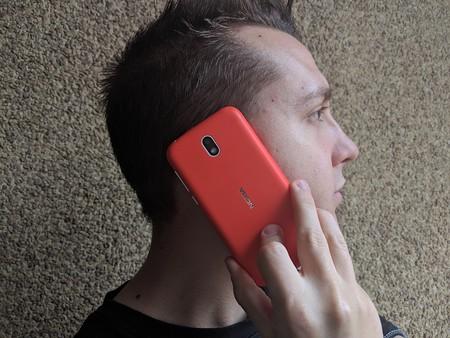Nokia 1 Llamando