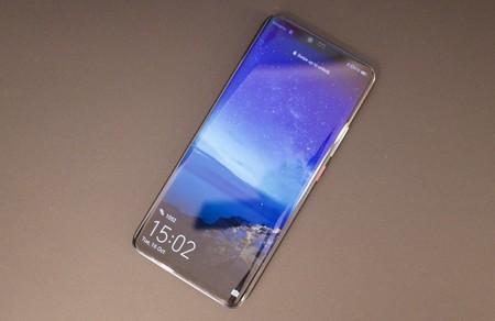 Huawei Mate 20 Pro: presumiendo de cámara triple, sensor de huella bajo pantalla y carga inalámbrica inversa