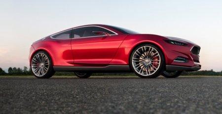 Evos Concept Car de Ford, un coche que piensa en su conductor