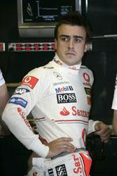 """Alonso: """"No estoy cómodo en McLaren desde el principio"""""""