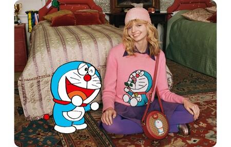 Gucci y Doraemon