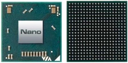 VIA Nano de doble núcleo para 2010