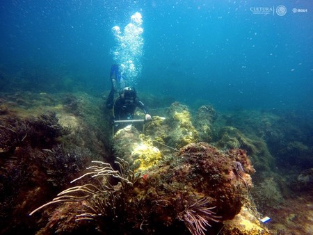 En Yucatán, México se encuentran nuevas piezas de arqueología subacuática