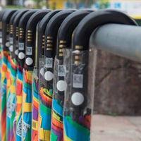 Casi 300.000 paraguas perdidos en China demuestran que la economía compartida no siempre tienen éxito