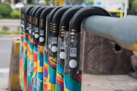 Casi 300.000 paraguas robados en China demuestran que la economía compartida no siempre tiene éxito