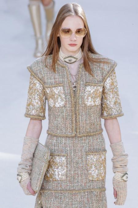 ¡Chiara Ferragni se inspira en Chanel en su nueva linea de bisutería! ¿La invitarán a su próximo desfile?
