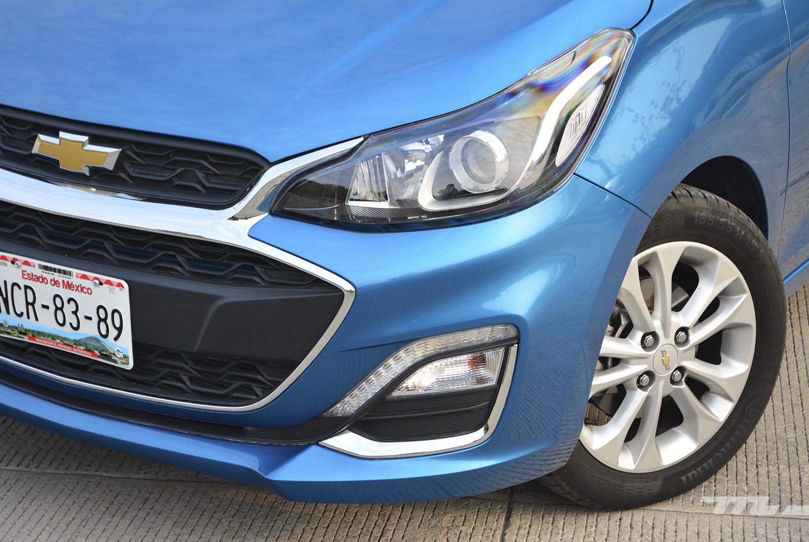 Foto de Chevrolet Spark 2019 (prueba) (9/22)