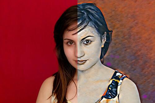 Probamos la nueva herramienta de filtros neuronales de Adobe Photoshop CC 2021, ¿logra convencer la inteligencia artificial?
