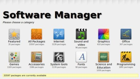 Software Manager