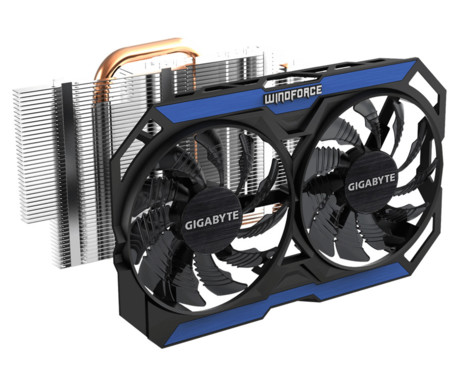 Gigabyte Geforce Gtx960wf2x
