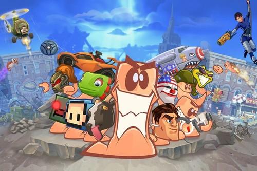 ¿Un Worms en Realidad Virtual? No es la primera vez que Team 17 experimentaría con su clásico por excelencia de la estrategia