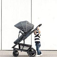 Con este carro de bebé de 6 piezas podrás pasear a tu pequeño desde el primer momento y está rebajadísimo en Amazon