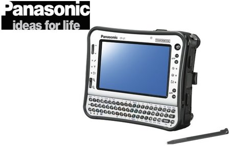Panasonic Toughbook CF-U1, un ultraportatil para entornos exigentes
