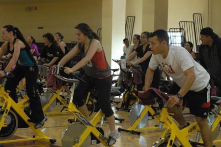Después de hacer ejercicio sigues quemando calorías