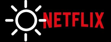 Cómo cambiar el brillo de Netflix sin modificar el brillo del teléfono