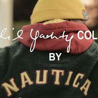 El rapero Lil Yachty le pone un toque noventero a su colección para Nautica para este invierno