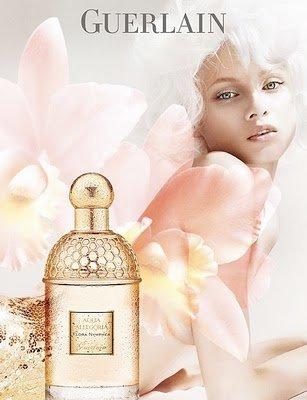 Flora Nymphéa, la nueva Aqua Allegoria Guerlain 2010 huele a miel