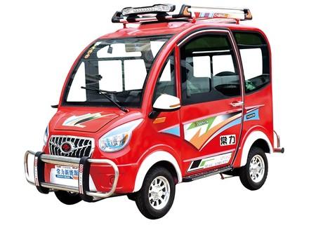 Alibaba tiene a la venta en su web un nuevo 'coche' eléctrico low cost que romperá todos tus esquemas