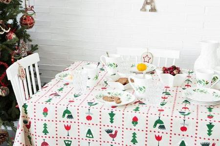Cuadrodrojos Navidad Zarahome