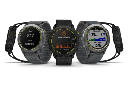 Garmin Enduro: un smartwatch resistente con autonomía de hasta 65 días con carga solar