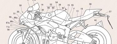 La nueva Honda CBR1000RR Fireblade podría ser la primera moto que use aerodinámica activa