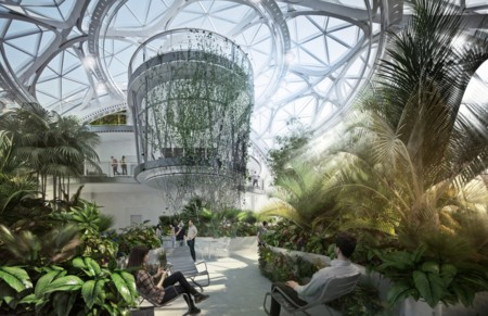 Amazon Greenhouse 1