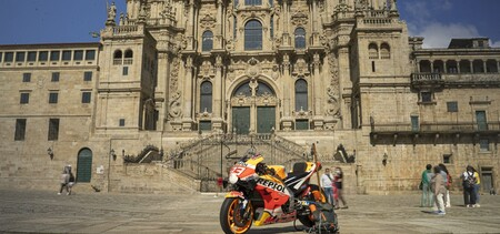 Honda Camino De Santiago Motogp