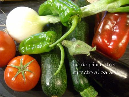 Verduras y hortalizas, junto con frutas, base de la Dieta Mediterránea