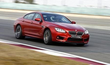 BMW M6 Gran Coupé Horse Edition