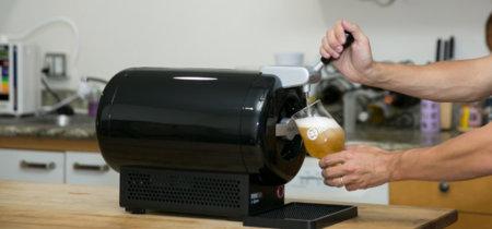 Cervezas artesanales en tu casa con este atractivo tirador