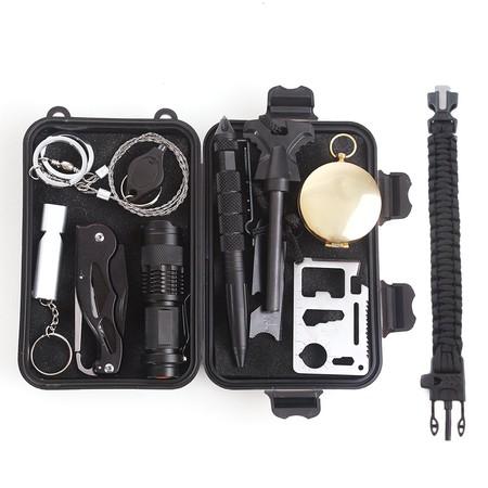 Oferta flash en el kit de supervivencia Unigear 12 en 1: hasta medianoche cuesta 15,29 euros en Amazon