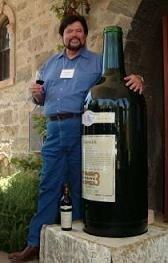La botella de vino más grande del mundo