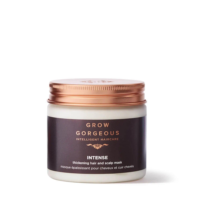 Grow Gorgeous Mascarilla densificadora para el cabello y cuero cabelludo Grow Gorgeous Intense