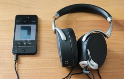 Parrot Zik, los auriculares del iPhone que no pararás de tocar