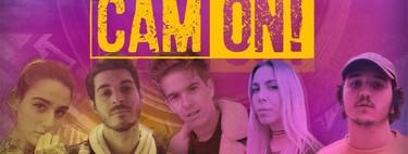 La fotografía llega al formato televisivo con el talent show 'Cam On' en Playz, de RTVE