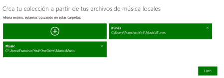 Folders Xbox