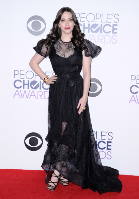 Kat Dennings Peoples Choice Awards 2014