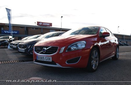 Jornadas Volvo de Conducción Segura 2012 en el Jarama