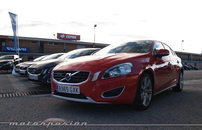 Jornadas Volvo de Conducción Segura 2012 Jarama 03