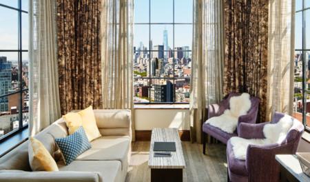 9 fantásticos hoteles por menos de 200 dólares/noche para disfrutar en Nueva York