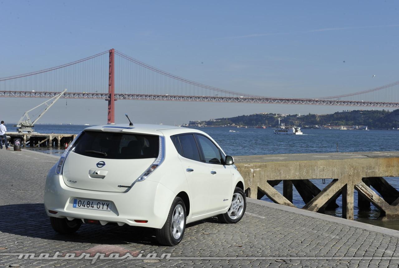 Foto de Nissan Leaf (presentación) (2/58)