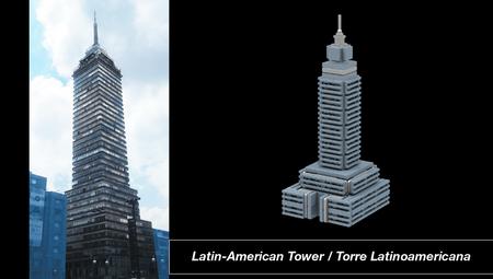Torre Latino Lego