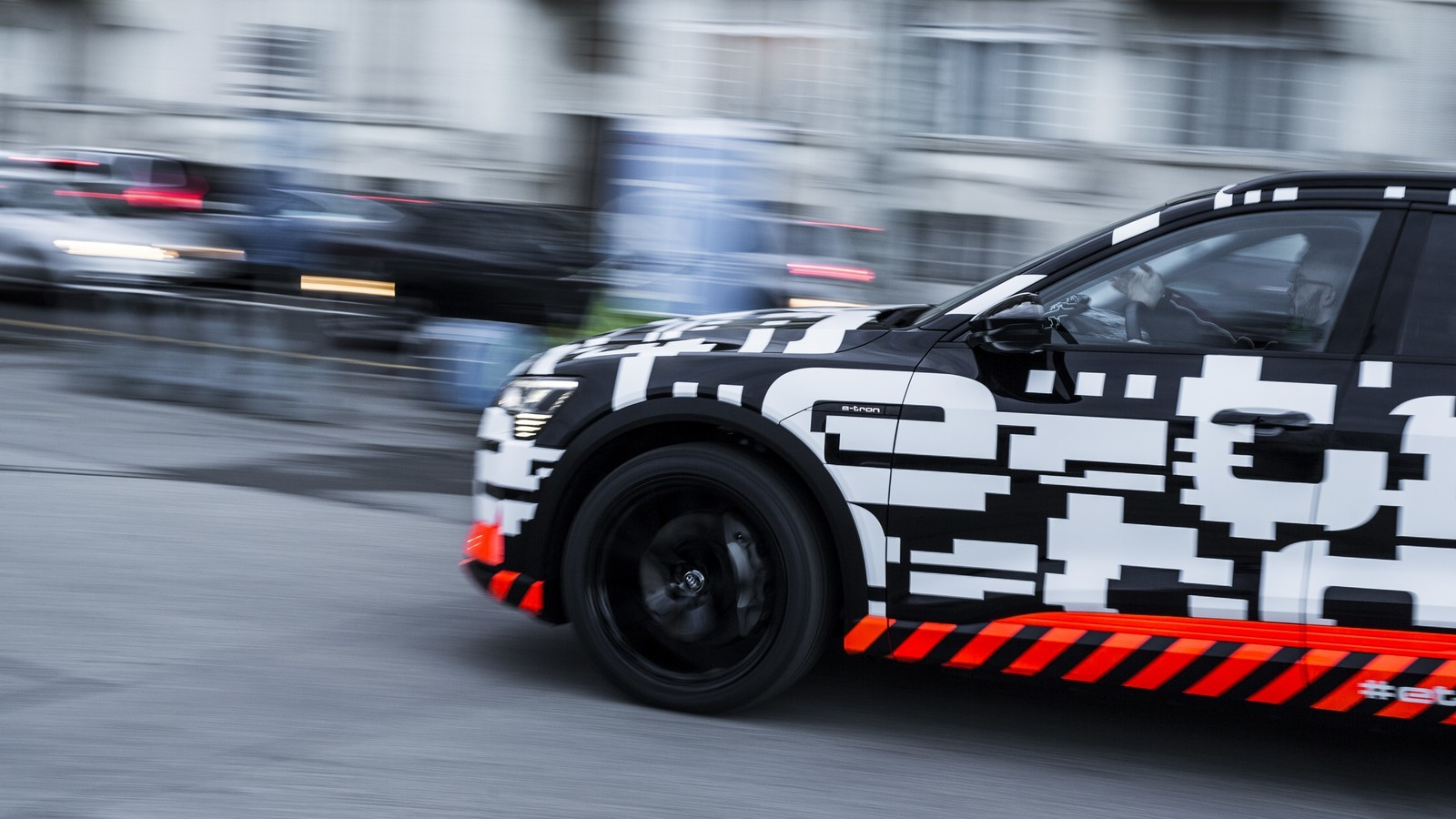 Foto de Audi e-tron prototype (18/21)
