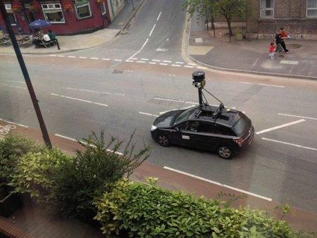 FACUA denuncia a Google ante la Fiscalía para que investige su servicio Street View en España